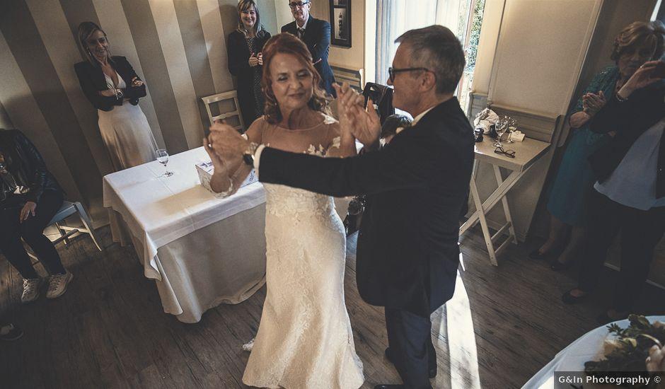 Il matrimonio di Aldo e Gabriella a Santena, Torino