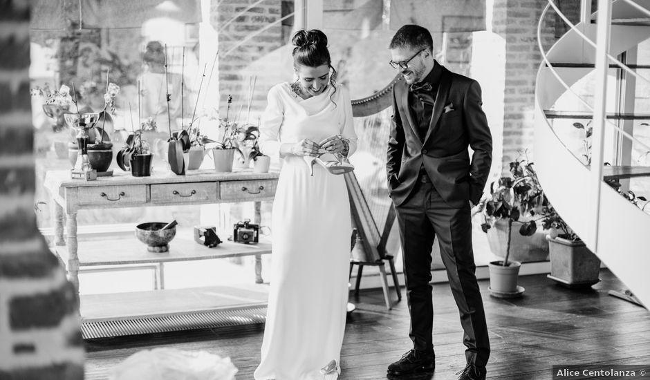 Il matrimonio di Leonardo e Virginia a Caraglio, Cuneo