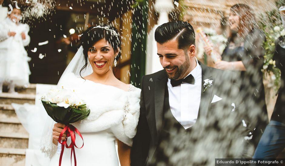 Il matrimonio di Silvia e Salvuccio a Licata, Agrigento