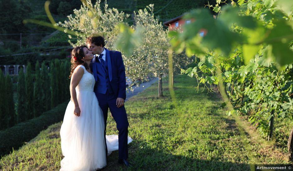 Il matrimonio di Samuele e Anita a Brivio, Lecco