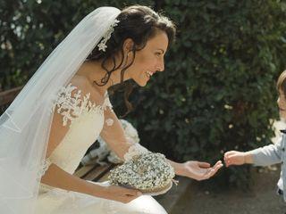 Le nozze di Elsa e Antonio Claudio 3