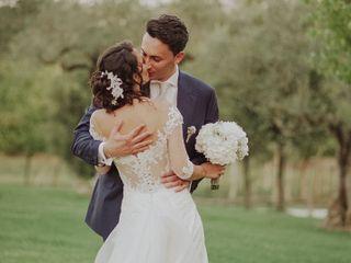 Le nozze di Elsa e Antonio Claudio 2