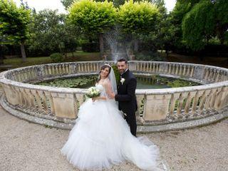 Le nozze di Francesca e David