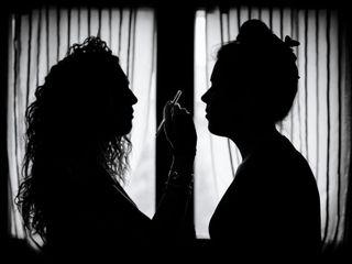 Le nozze di Lara e Francesco 1