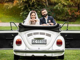 Le nozze di Irene e Enri