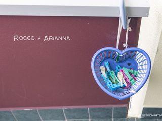 Le nozze di Arianna e Rocco 1