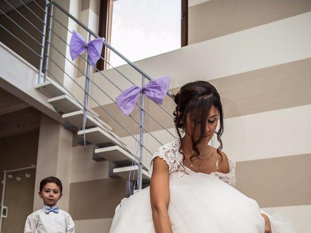 Il matrimonio di Andrea e Jessica a Bedizzole, Brescia 34