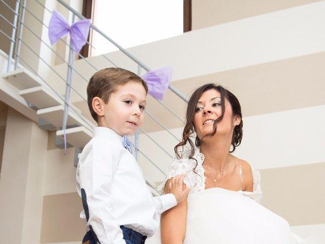 Il matrimonio di Andrea e Jessica a Bedizzole, Brescia 35