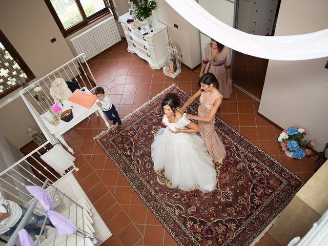 Il matrimonio di Andrea e Jessica a Bedizzole, Brescia 40