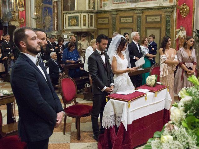 Il matrimonio di Andrea e Jessica a Bedizzole, Brescia 79