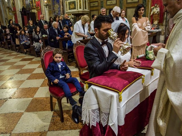 Il matrimonio di Andrea e Jessica a Bedizzole, Brescia 84