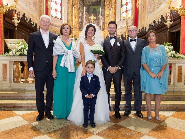 Il matrimonio di Andrea e Jessica a Bedizzole, Brescia 95