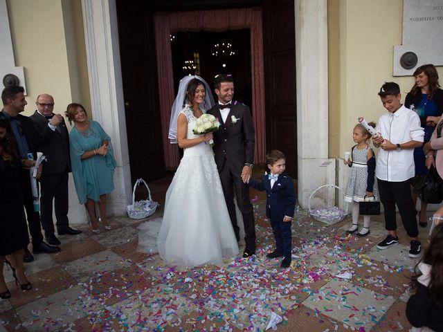 Il matrimonio di Andrea e Jessica a Bedizzole, Brescia 103
