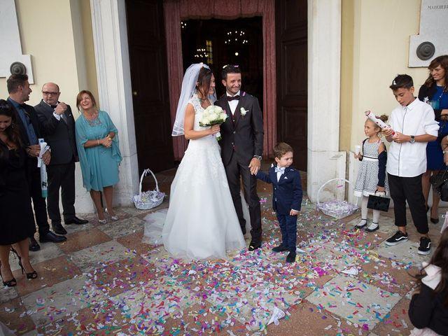 Il matrimonio di Andrea e Jessica a Bedizzole, Brescia 104