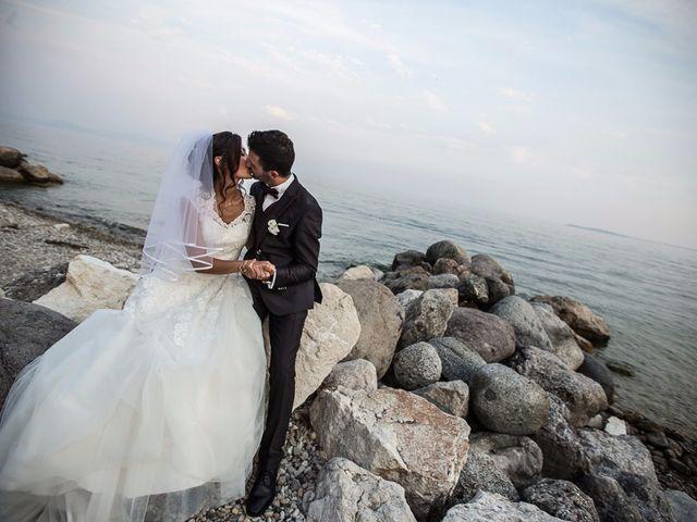Il matrimonio di Andrea e Jessica a Bedizzole, Brescia 105