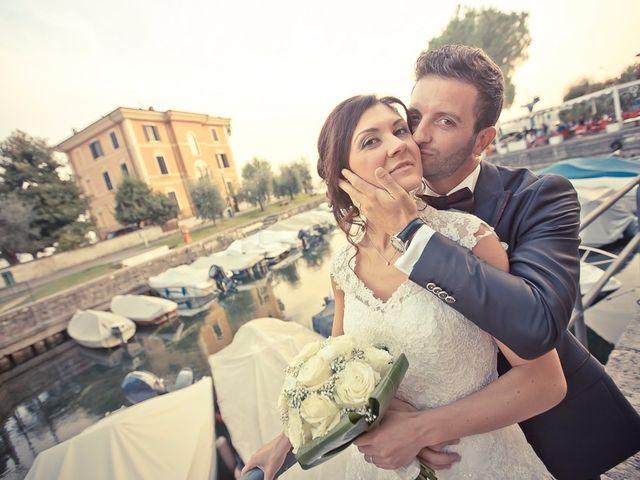 Il matrimonio di Andrea e Jessica a Bedizzole, Brescia 106