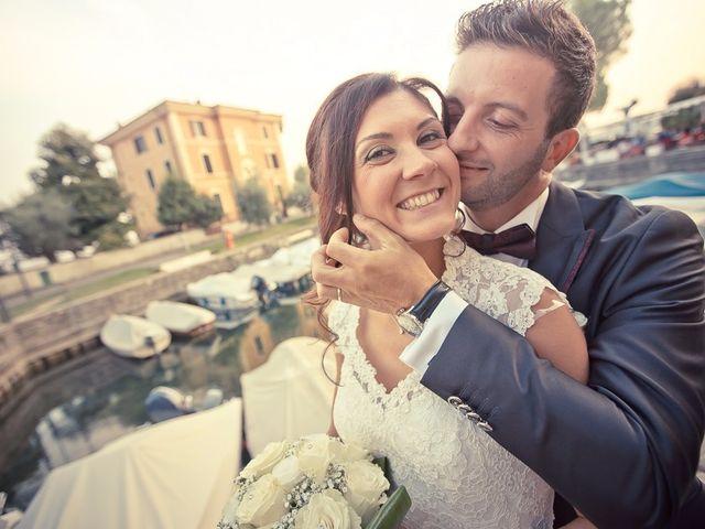 Il matrimonio di Andrea e Jessica a Bedizzole, Brescia 108