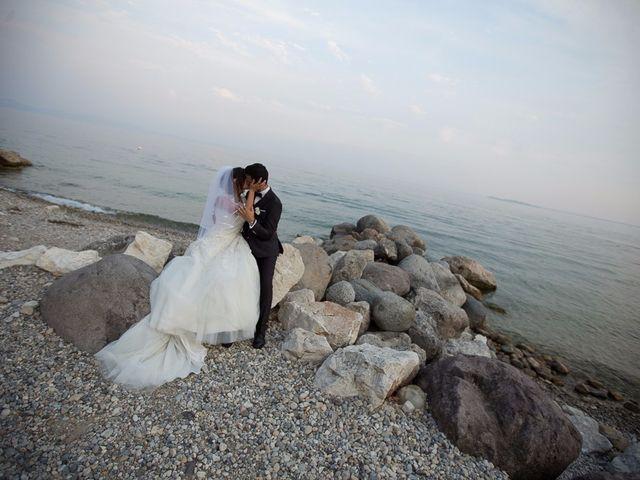 Il matrimonio di Andrea e Jessica a Bedizzole, Brescia 109