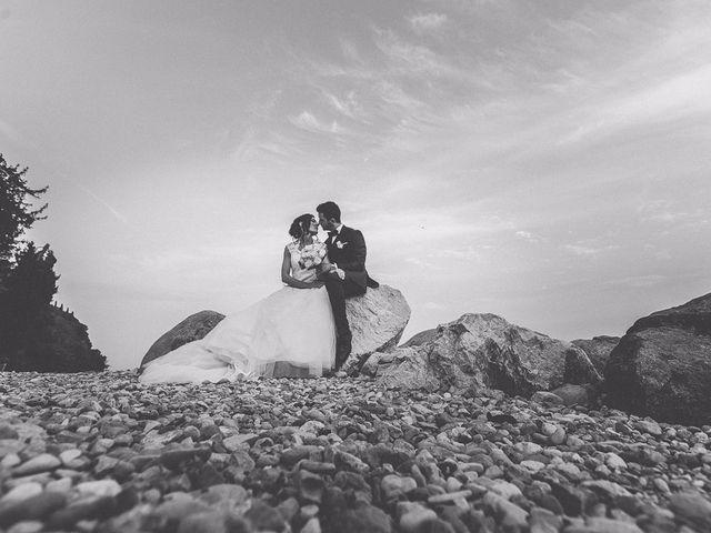 Il matrimonio di Andrea e Jessica a Bedizzole, Brescia 110