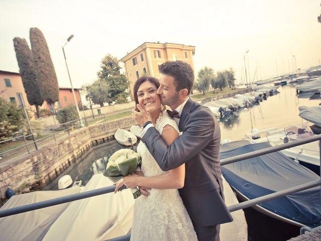 Il matrimonio di Andrea e Jessica a Bedizzole, Brescia 111