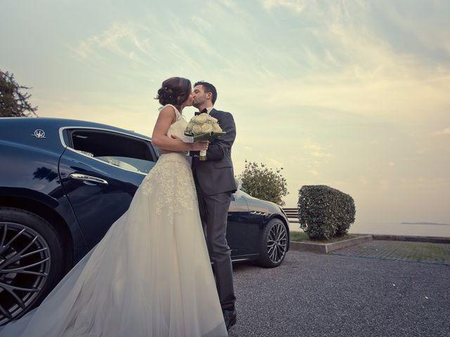 Il matrimonio di Andrea e Jessica a Bedizzole, Brescia 112