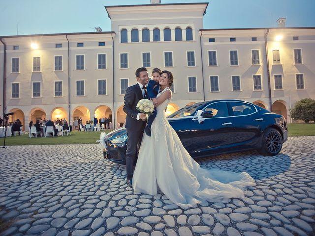 Il matrimonio di Andrea e Jessica a Bedizzole, Brescia 114