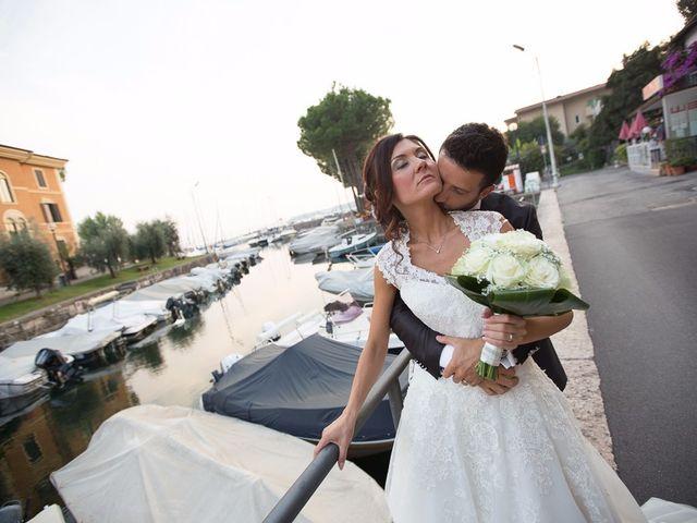 Il matrimonio di Andrea e Jessica a Bedizzole, Brescia 115