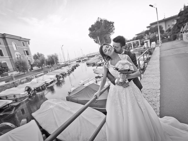 Il matrimonio di Andrea e Jessica a Bedizzole, Brescia 116