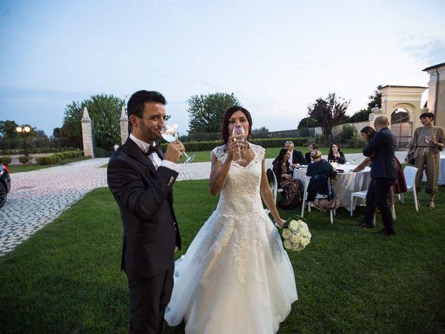 Il matrimonio di Andrea e Jessica a Bedizzole, Brescia 119