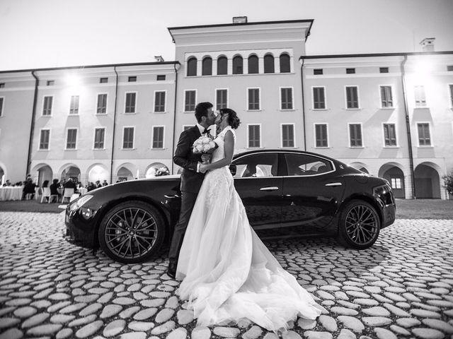 Il matrimonio di Andrea e Jessica a Bedizzole, Brescia 120