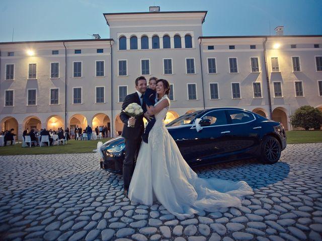 Il matrimonio di Andrea e Jessica a Bedizzole, Brescia 121