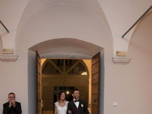 Il matrimonio di Andrea e Jessica a Bedizzole, Brescia 122