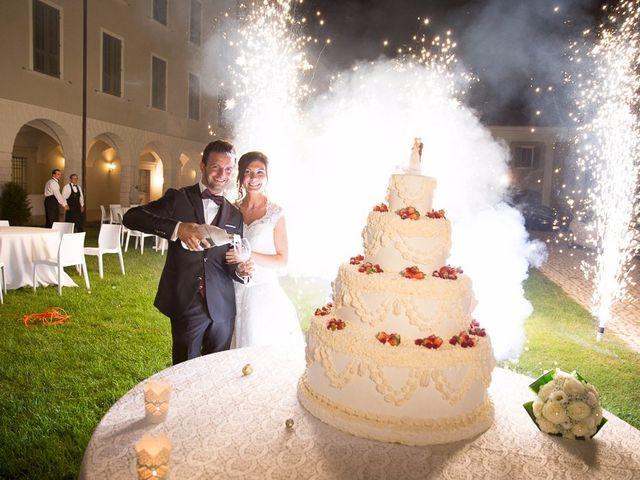Il matrimonio di Andrea e Jessica a Bedizzole, Brescia 125