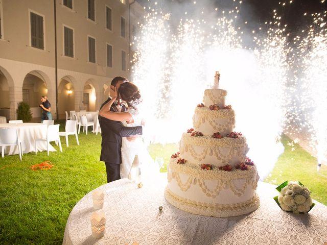 Il matrimonio di Andrea e Jessica a Bedizzole, Brescia 128