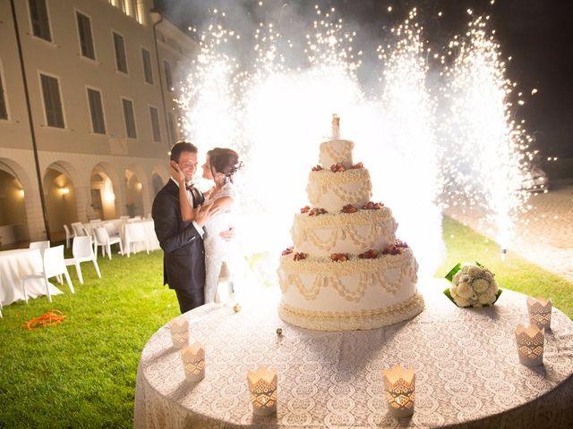 Il matrimonio di Andrea e Jessica a Bedizzole, Brescia 129