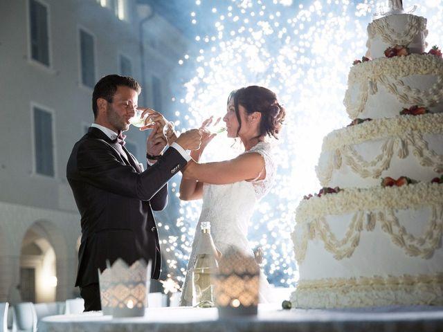 Il matrimonio di Andrea e Jessica a Bedizzole, Brescia 131
