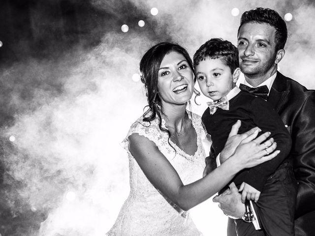Il matrimonio di Andrea e Jessica a Bedizzole, Brescia 137