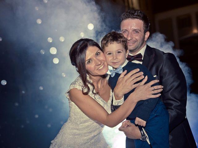 Il matrimonio di Andrea e Jessica a Bedizzole, Brescia 138