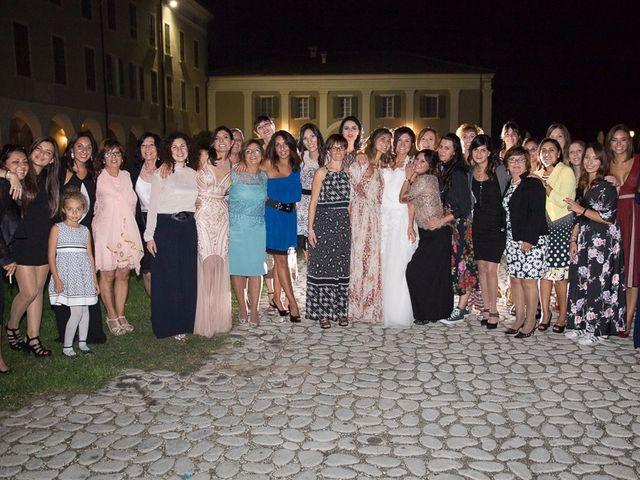 Il matrimonio di Andrea e Jessica a Bedizzole, Brescia 140