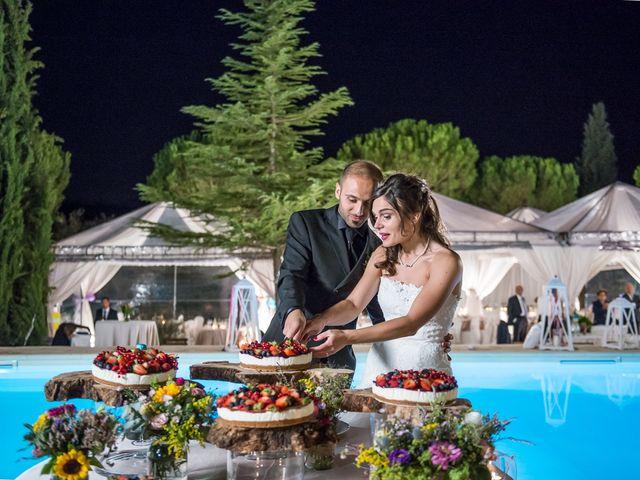Le nozze di Sara e Leonardo