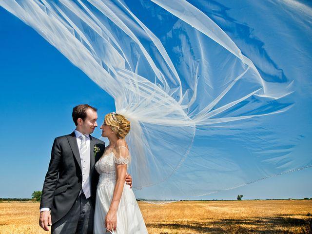 le nozze di Maria Grazia e Fabio