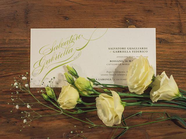 Il matrimonio di Salvatore e Gabriella a Rossano, Cosenza 1