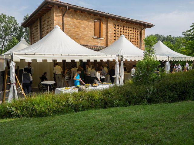 Il matrimonio di Massimo e Arianna a Bologna, Bologna 2