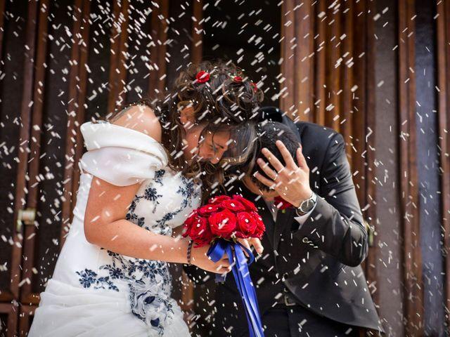 Il matrimonio di Massimo e Arianna a Bologna, Bologna 11