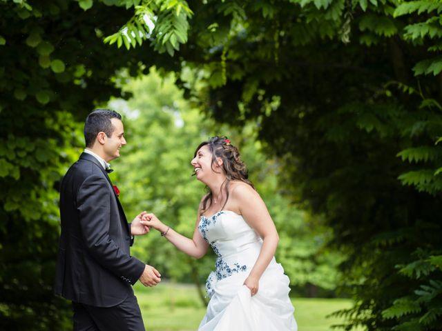 Il matrimonio di Massimo e Arianna a Bologna, Bologna 16