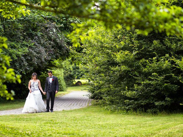 Il matrimonio di Massimo e Arianna a Bologna, Bologna 17