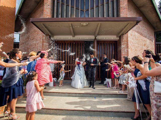 Il matrimonio di Massimo e Arianna a Bologna, Bologna 29