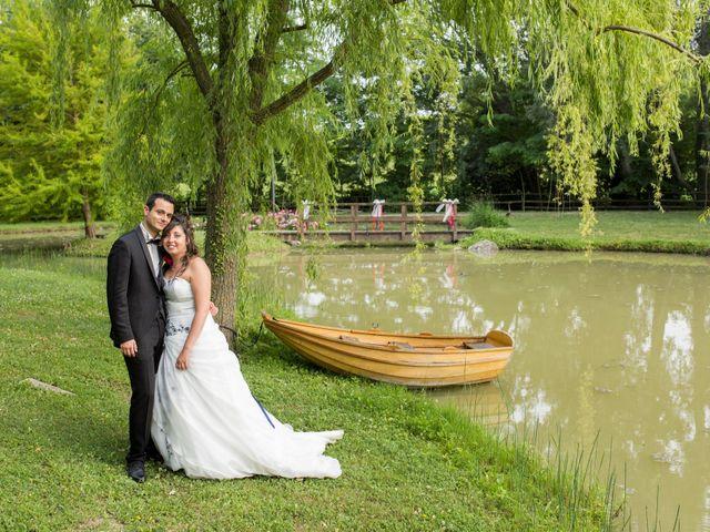 Il matrimonio di Massimo e Arianna a Bologna, Bologna 32