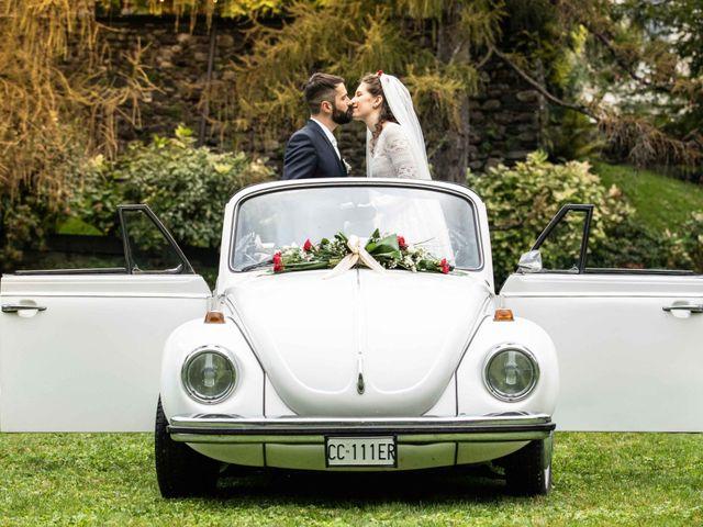 Il matrimonio di Enri e Irene a Iseo, Brescia 1