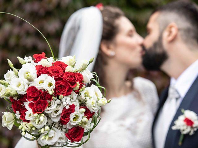 Il matrimonio di Enri e Irene a Iseo, Brescia 2